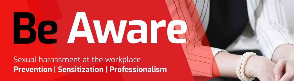 BeAware-Banner