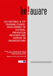 BeAware - IO3 Distance & FTF Training Course